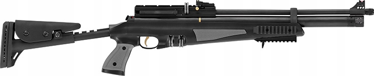 Wiatrówka Hatsan Lothar Walther AT44-10 TACT 5.5mm