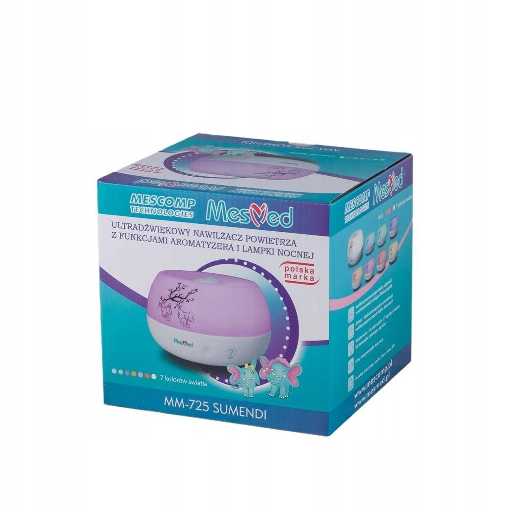 Mes Med : MM725 Sumendi Nawilżacz, aromatyzer