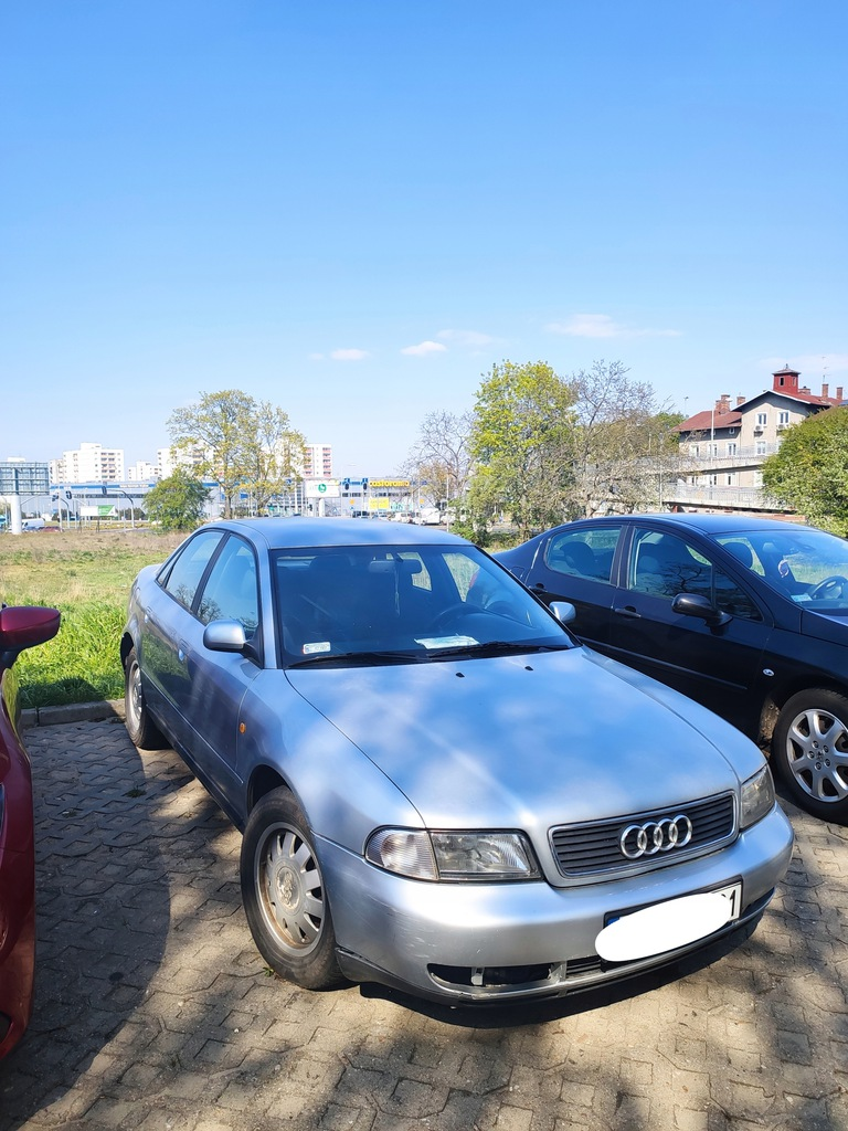 Audi A4 B4 1 8t 150km 1998r 9198987489 Oficjalne Archiwum Allegro