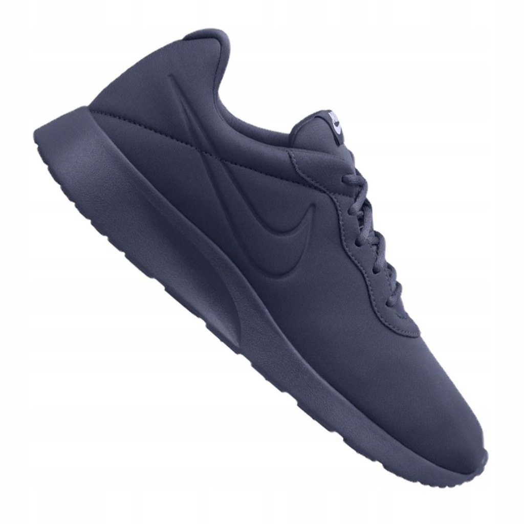 Granatowe Inny materiał Buty Sportowe Nike r.42,5