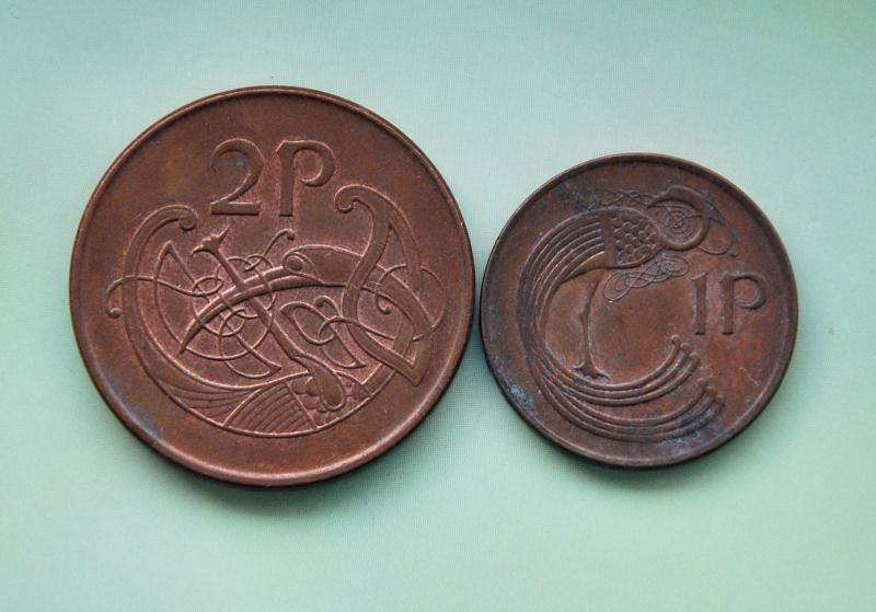 3 celtyckie pensy od ZOSI :)