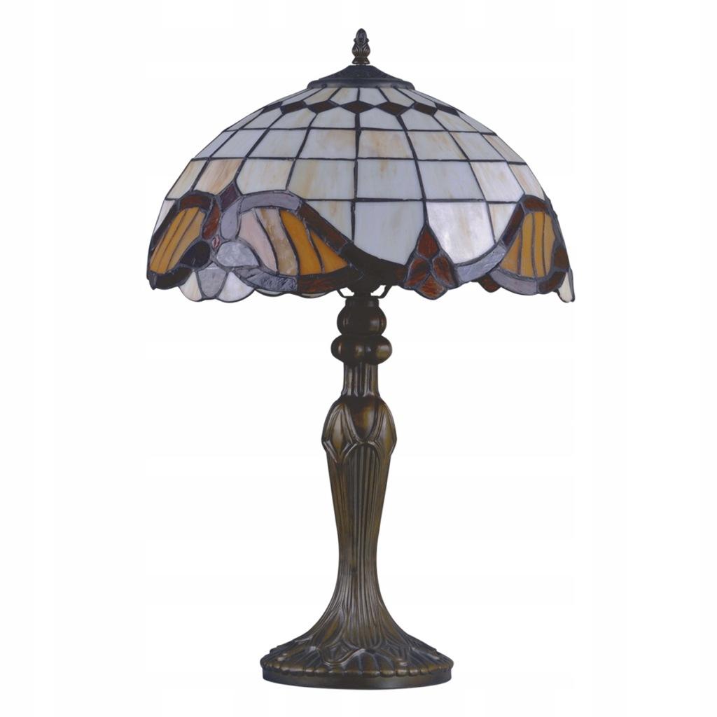 Lampa stołowa 1-pł WITRAŻ
