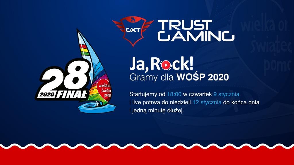 Paczka sprzętu gamingowego Trust Gaming - Jarock