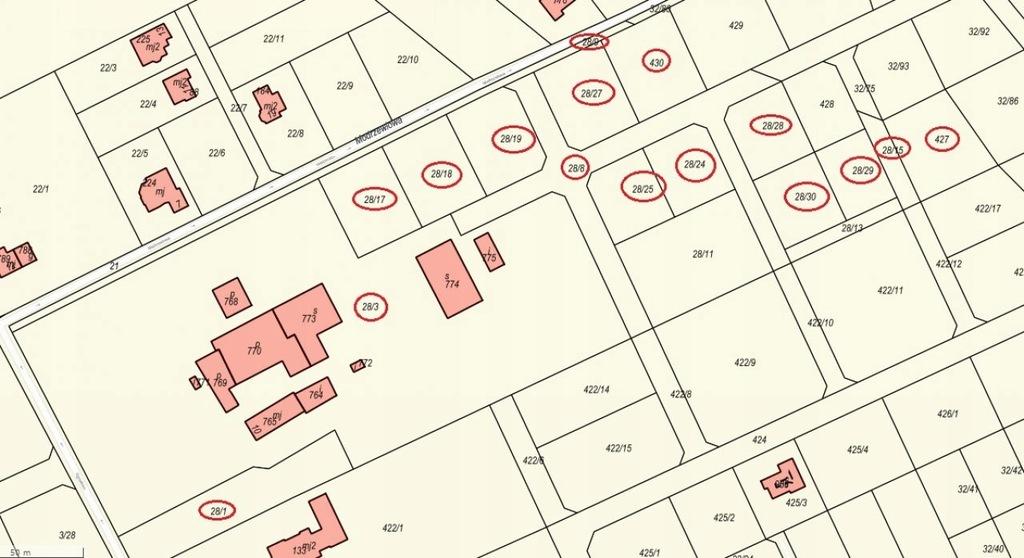 Działka, Papowo Toruńskie, Łysomice (gm.), 856 m²