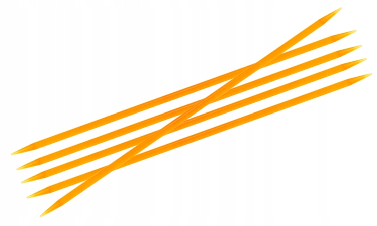 Druty TRENDZ akrylowe do skarpet 15cm/4mm