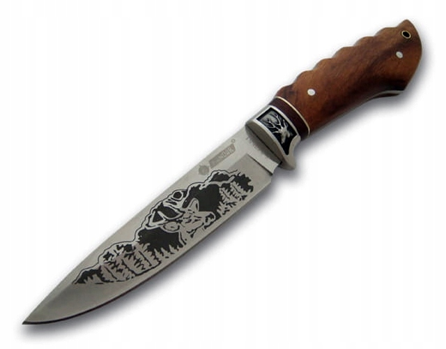 Nóż Myśliwski Kandar N-215