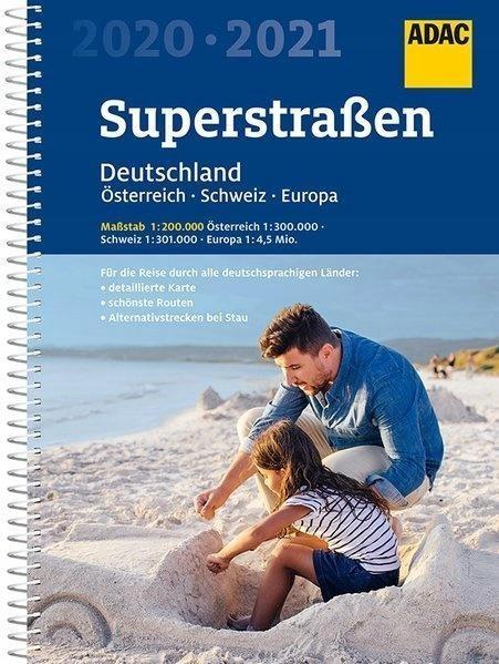 ADAC SUPERSTRASSEN NIEMCY, AUSTRIA... 2020/2021