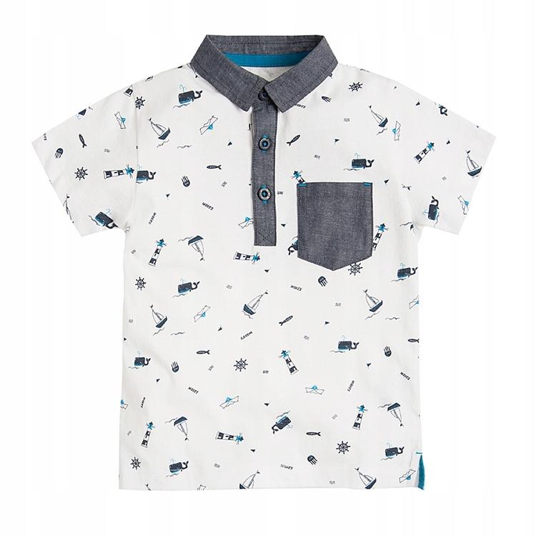 Koszulka typu Polo, Cool Club 128 cm