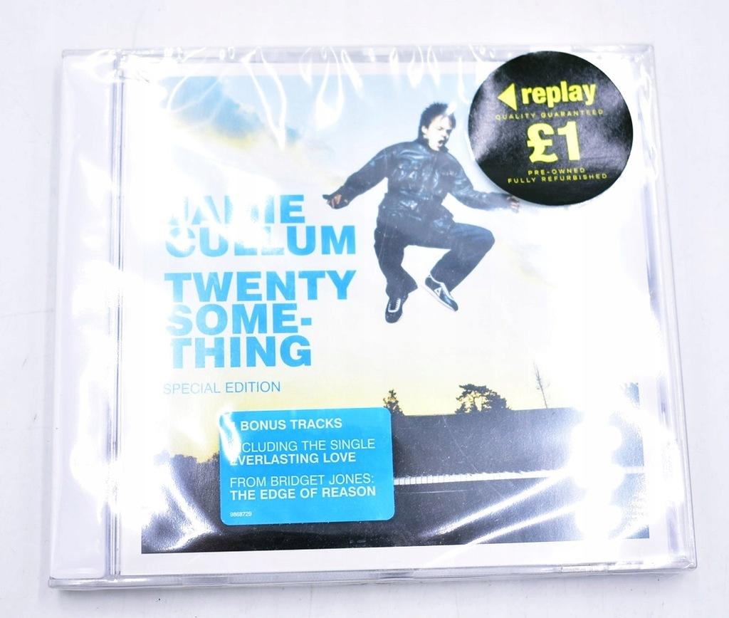 9502-18 ..JAMIE CULLUM TWENTY SOME-THING... o#g CD