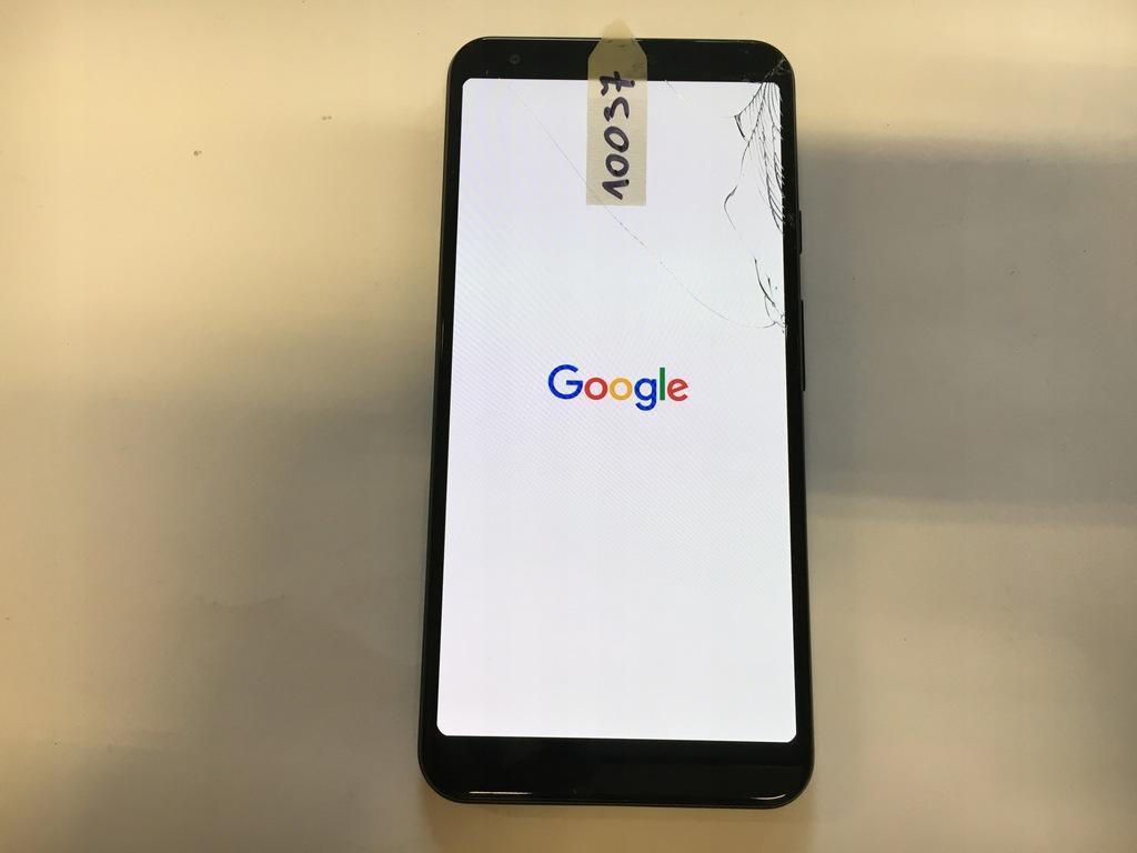 Google Pixel 3A XL NR 10037