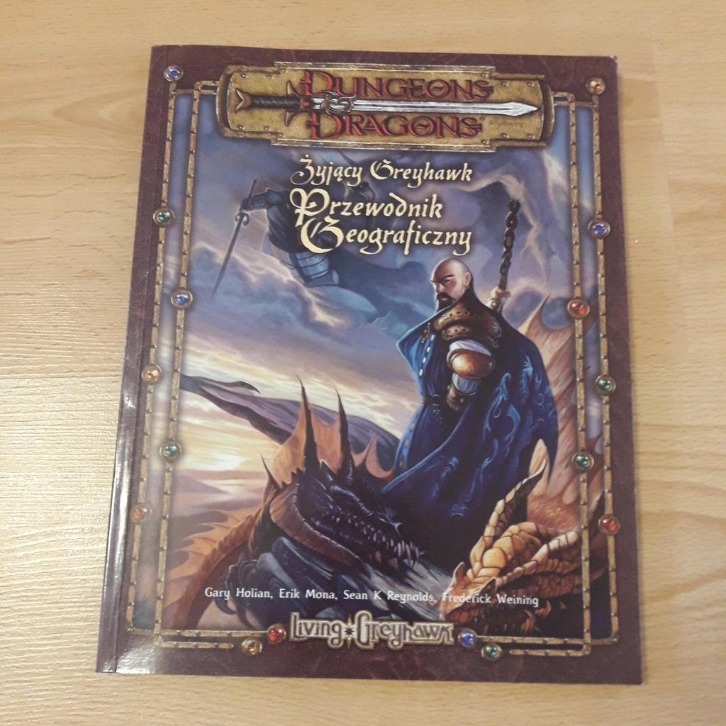 Żyjący Greyhawk - Dungeons & Dragons