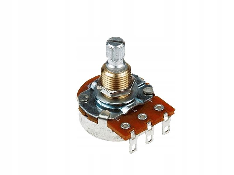 Potencjometr BOURNS GTR 250K reverse-audio (std)