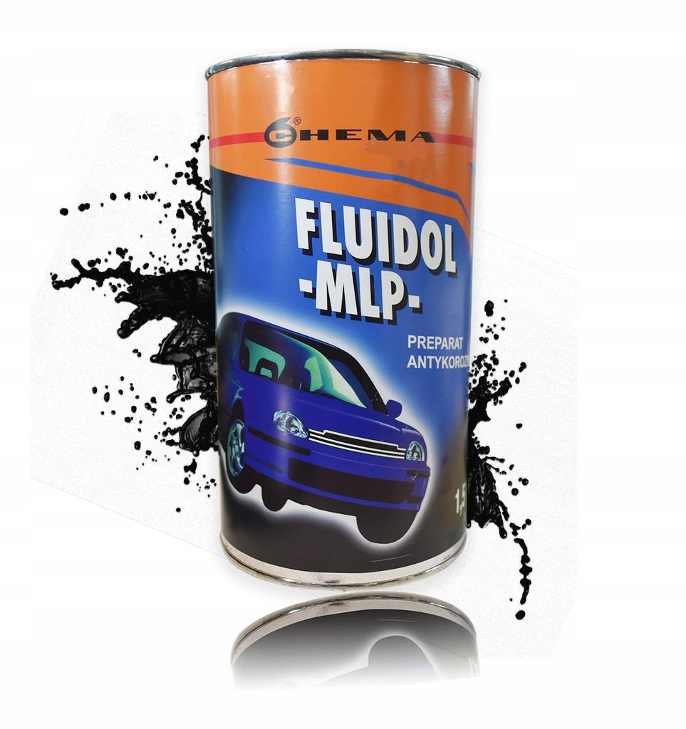 FLUIDOL 1,5L KONSERWACJA PROFILI ZAMKNIĘTYCH CHEMA