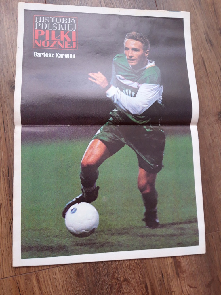 Plakat Bartosz Karwan