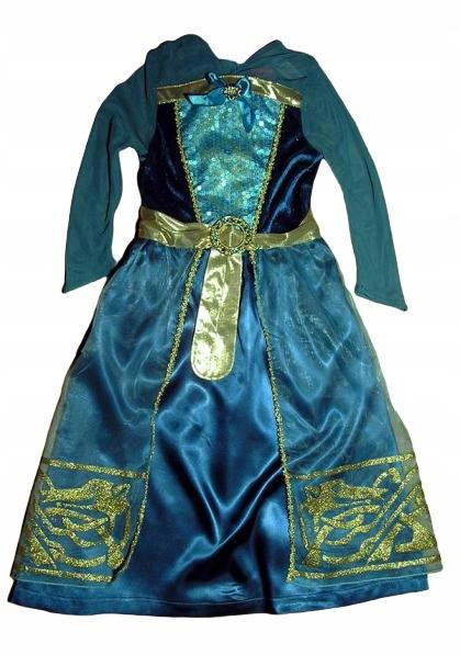 Księżniczka Merida Waleczna 98/104