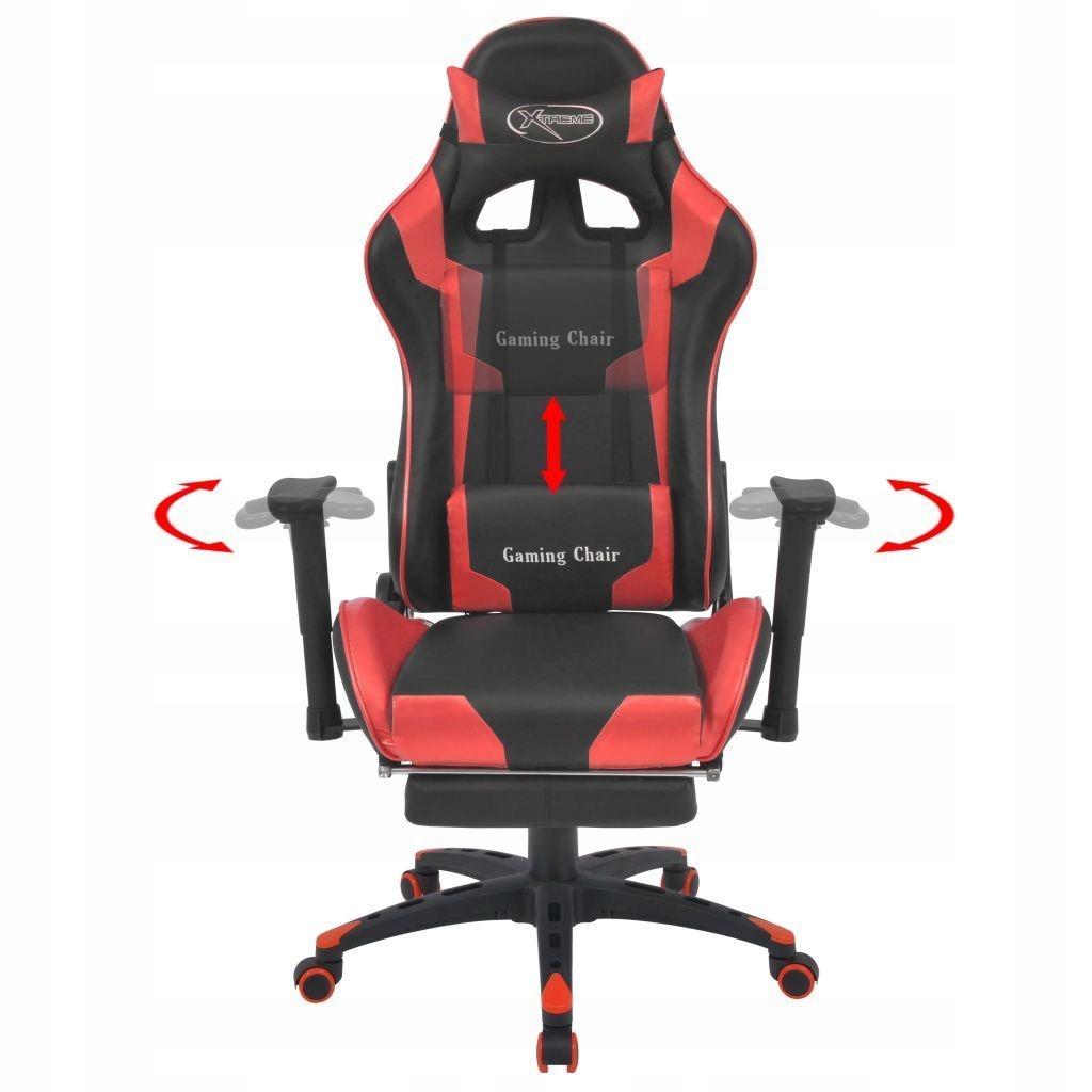 Krzesło biurowe szaro czarne regulowana wysokość NOBLE kup