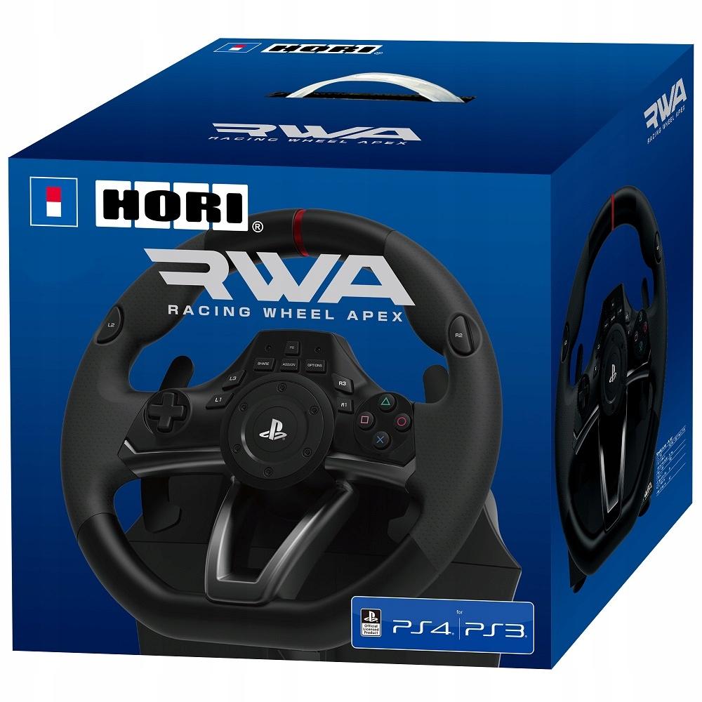 HORI Kierownica RWA Racing Wheel APEX PS3 PS4 PC!!