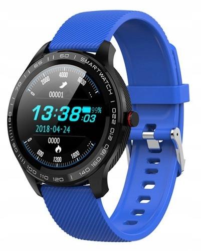 Smartwatch Garett Men 3S RT niebieski