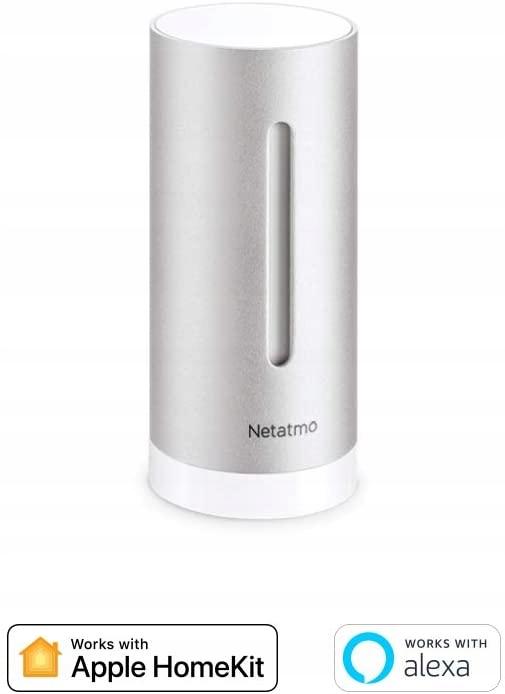Czujnik Netatmo NIM01-WW srebrny