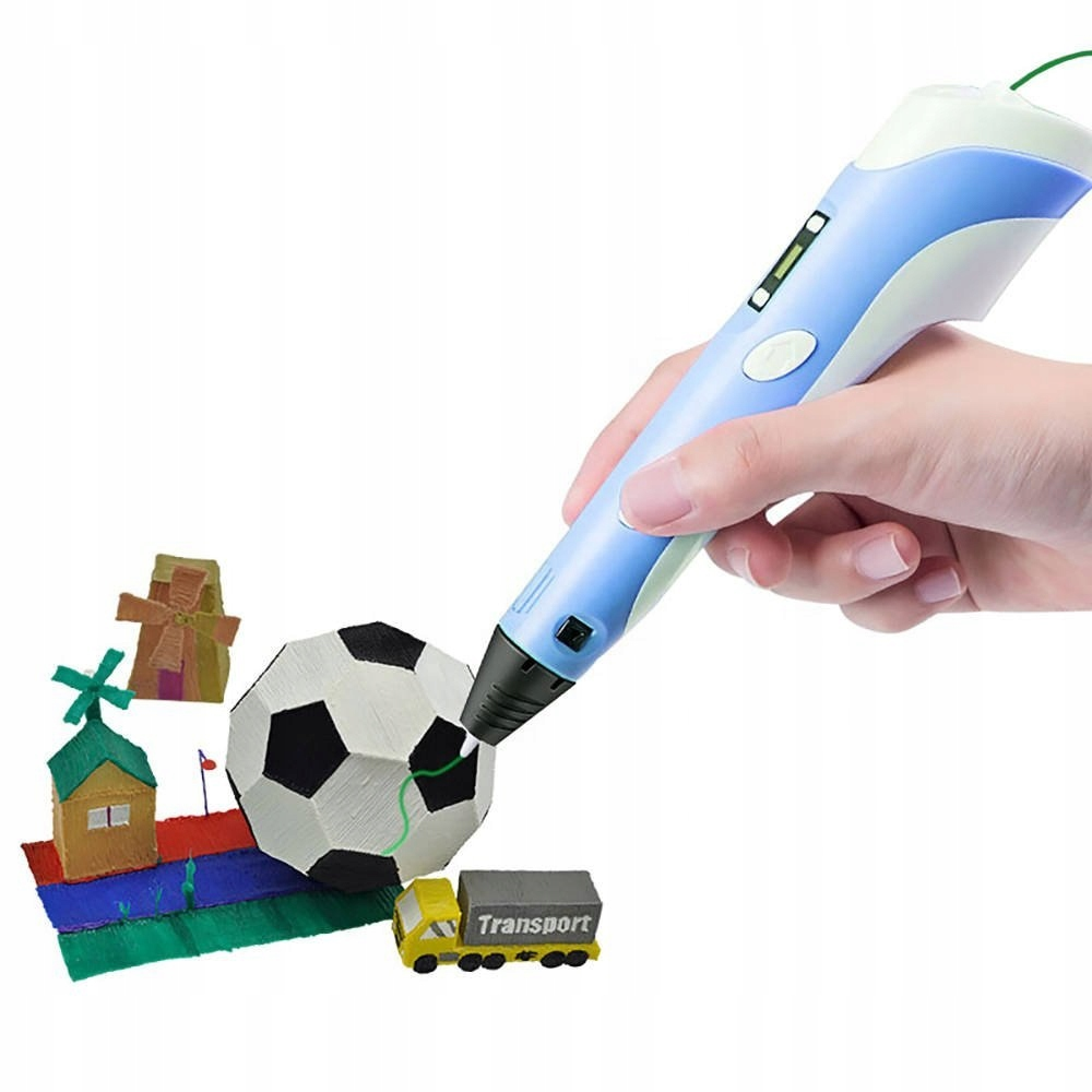 Długopis Drukarka 3D Pióro na Filament Pisak Magic