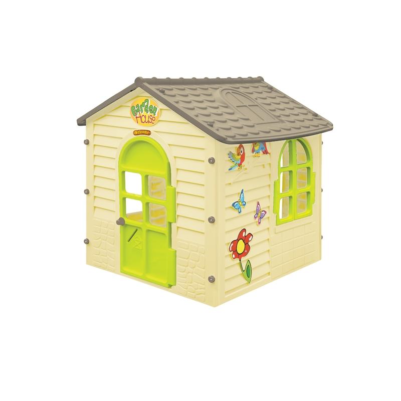 Domek Ogrodowy Dla dzieci Otwierane Okna Mochtoys