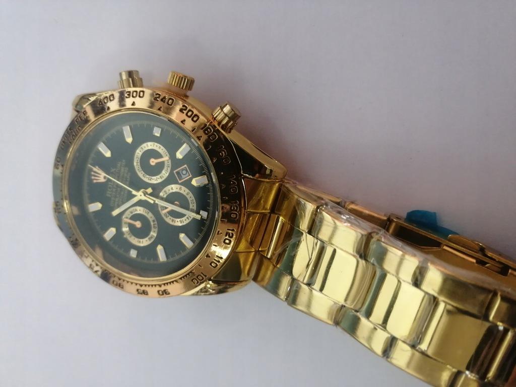 Zegarek męski Rolex Nowy