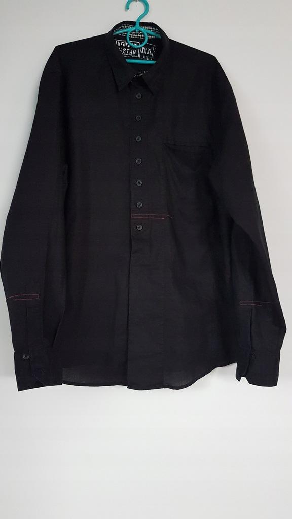 Big Star koszula męska xxxl czarna