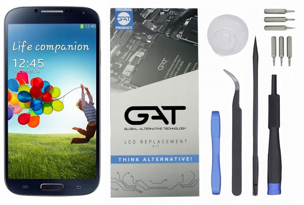 LCD WYŚWIETLACZ SAMSUNG GALAXY S4 DOTYK I9500
