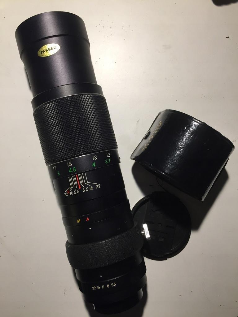 japonskie 300mm x2 !