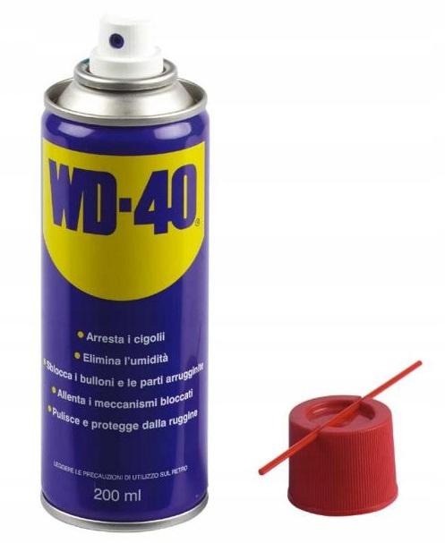 WD-40 ODRDZEWIACZ DO ŚRUB 400 ml APLIKATOR