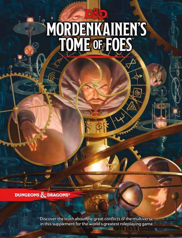 Dungeons & Dragons: Mordenkainen's Tome of Foe