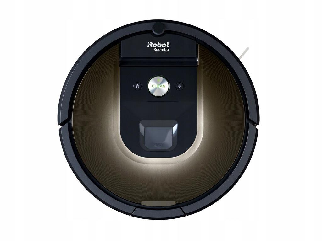 Robot Bezprzewodowy Odkurzacz Irobot Roomba 980 7438667271 Oficjalne Archiwum Allegro