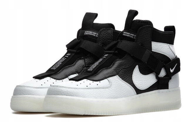 NIKE AIR FORCE 1 UTILITY MID ORCA