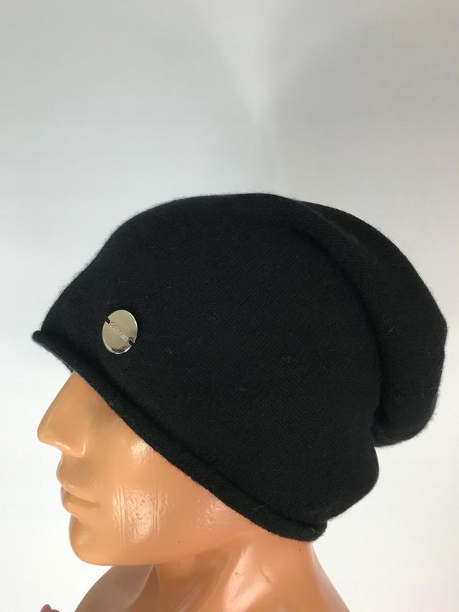 Calvin Klein czapka 100% cashmere