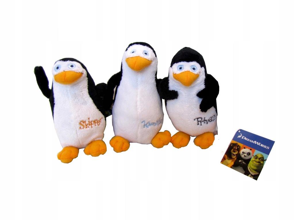 Zawieszki 3 Pingwiny Z Madagaskaru Brelok Kowalski 7999938814 Oficjalne Archiwum Allegro