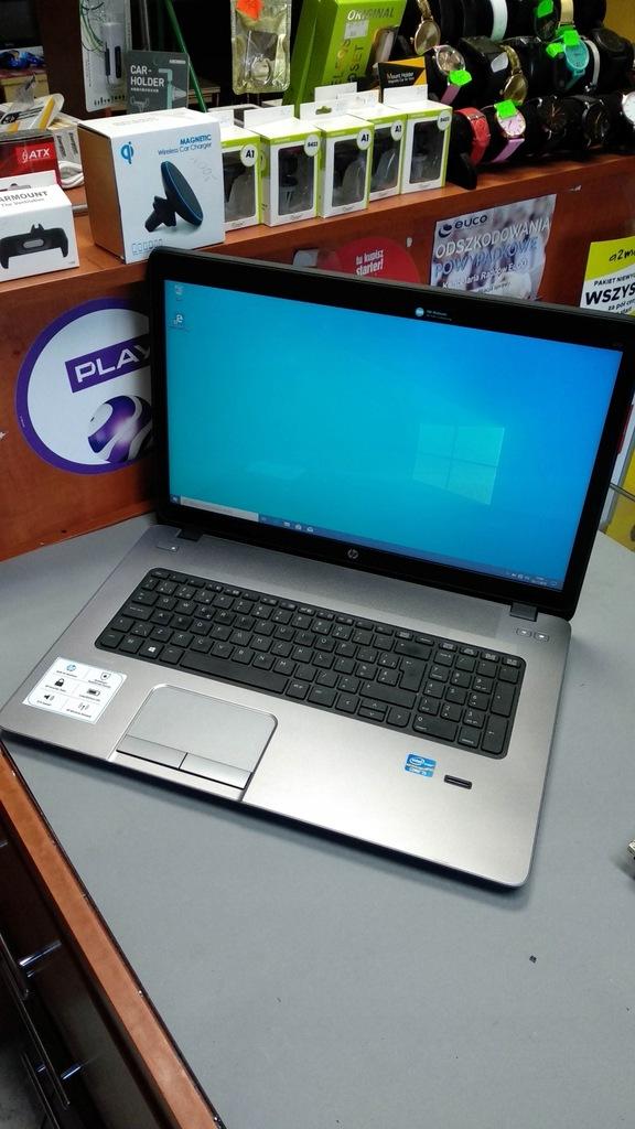Hp ProBook 470 i5 17,3 LED Radeon GWR FV