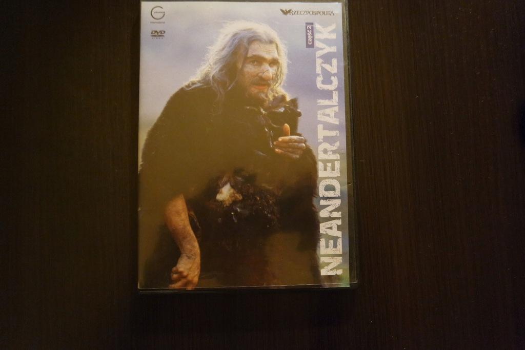 Neandertalczyk - część 2