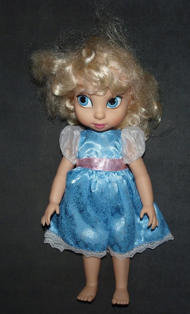 DISNEY KSIĘŻNICZKI KOPCIUSZEK lalka z USA 40cm