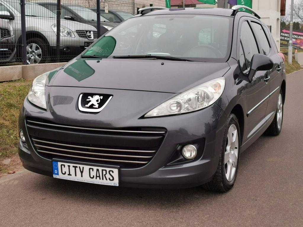 Peugeot 207 Sw 1 6 B 120 Km Jedyne 101 Tys Km 10086877606 Oficjalne Archiwum Allegro
