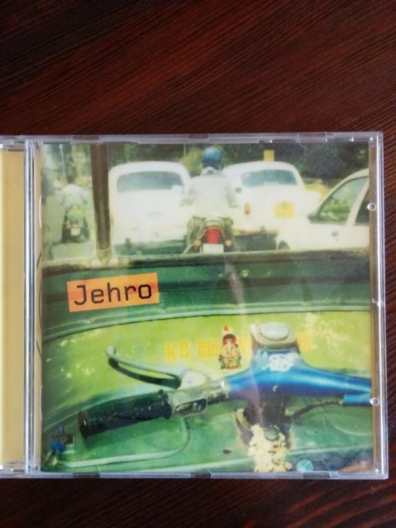 Jehro Płyta CD