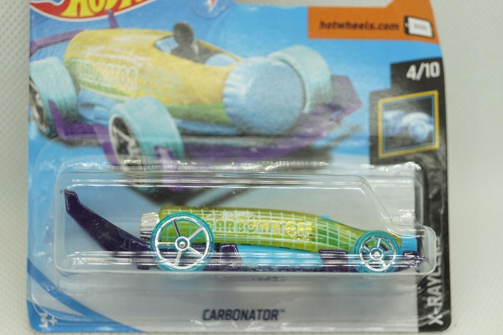 Hot Wheels Carbonator