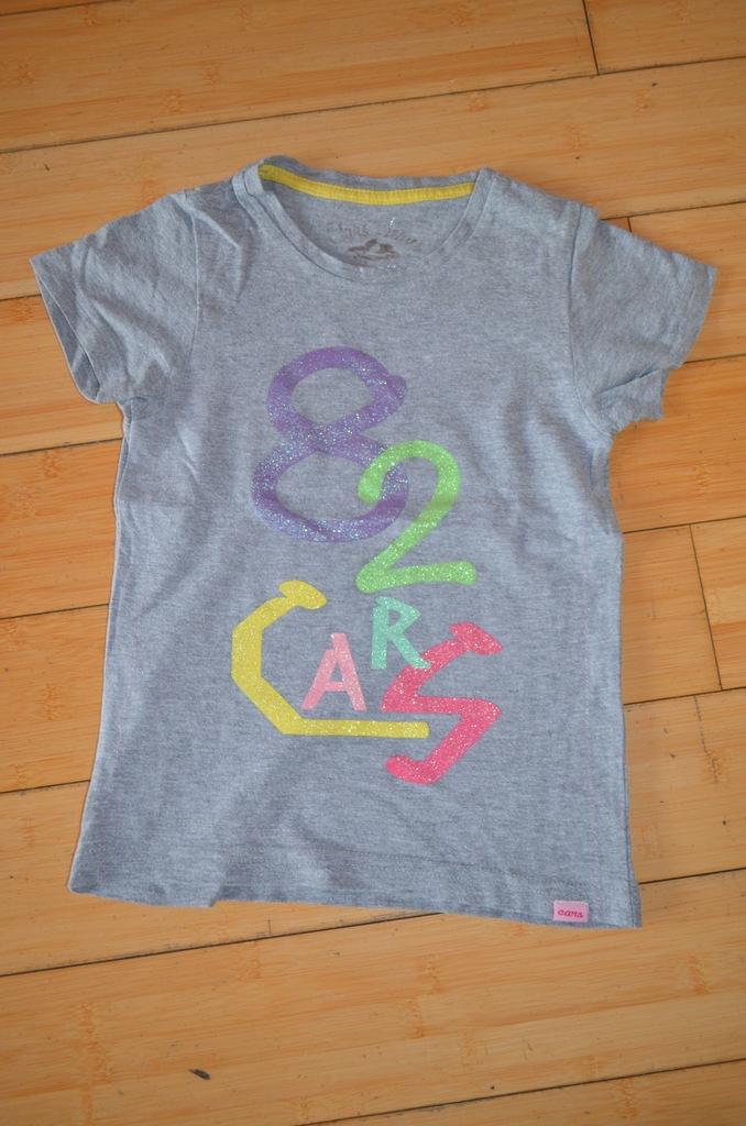 Koszulka Bluzka Cars Jeans 116 / 6 lat