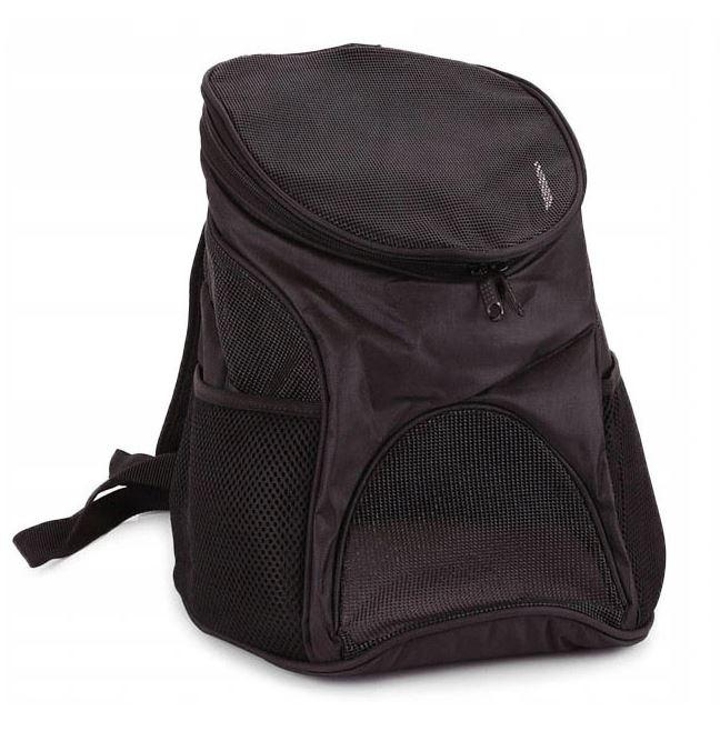Plecak transporter dla kota psa czarny