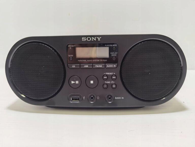 RADIO SONY ZS-PS50