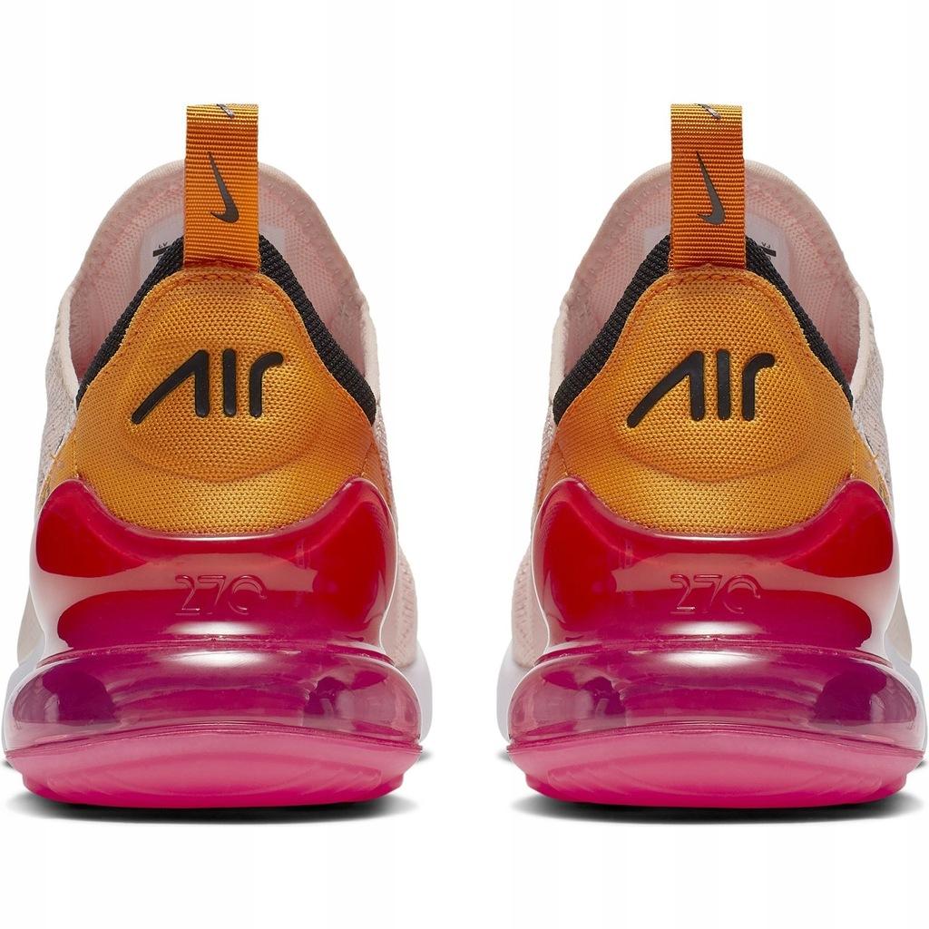 Nike Air Max 270 AH6789 603 Różowy r.38 8313507780