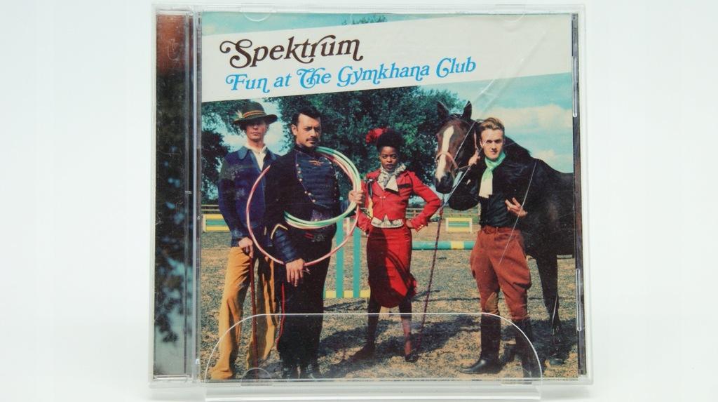 Spektrum - Fun At The Gymkhana Club #1891