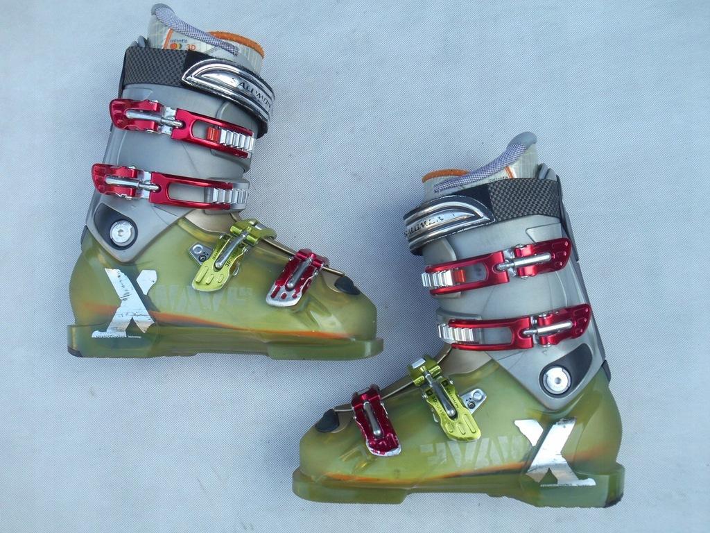 Buty narciarskie salomon x wave 8 flex 90 rozmiar 25,5 (40