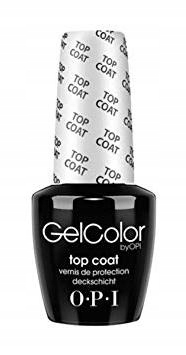 OPI - GELCOLOR - TOP COAT 15 ML ORYGINAL HYBRYDA