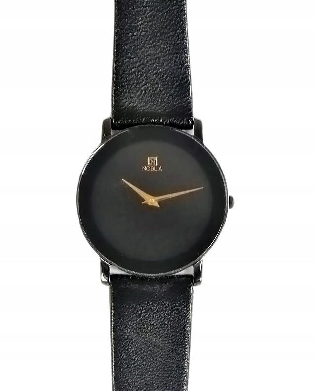 Citizen NOBLIA unisex zegarek black Sapphire 4 mm