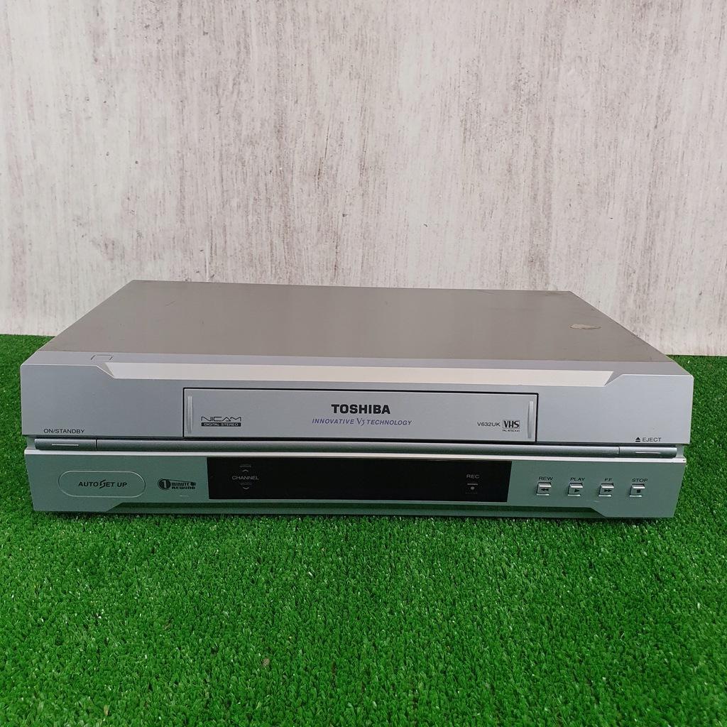 Toshiba V632 Magnetowid - USZKODZONY